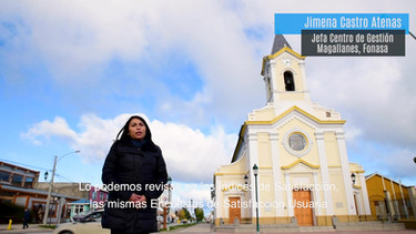 Yo Sirvo a mi País - María Inés Aguilar