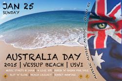 Vessup Beach - St Thomas, USVI