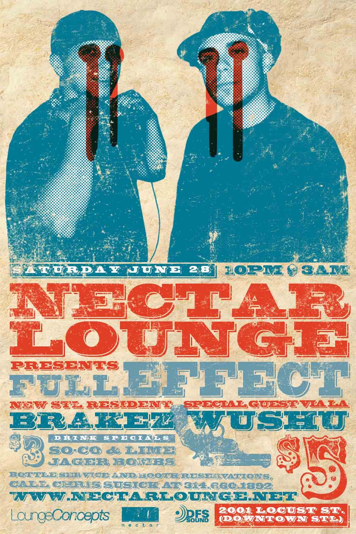 Nectar Lounge - St Louis, MO