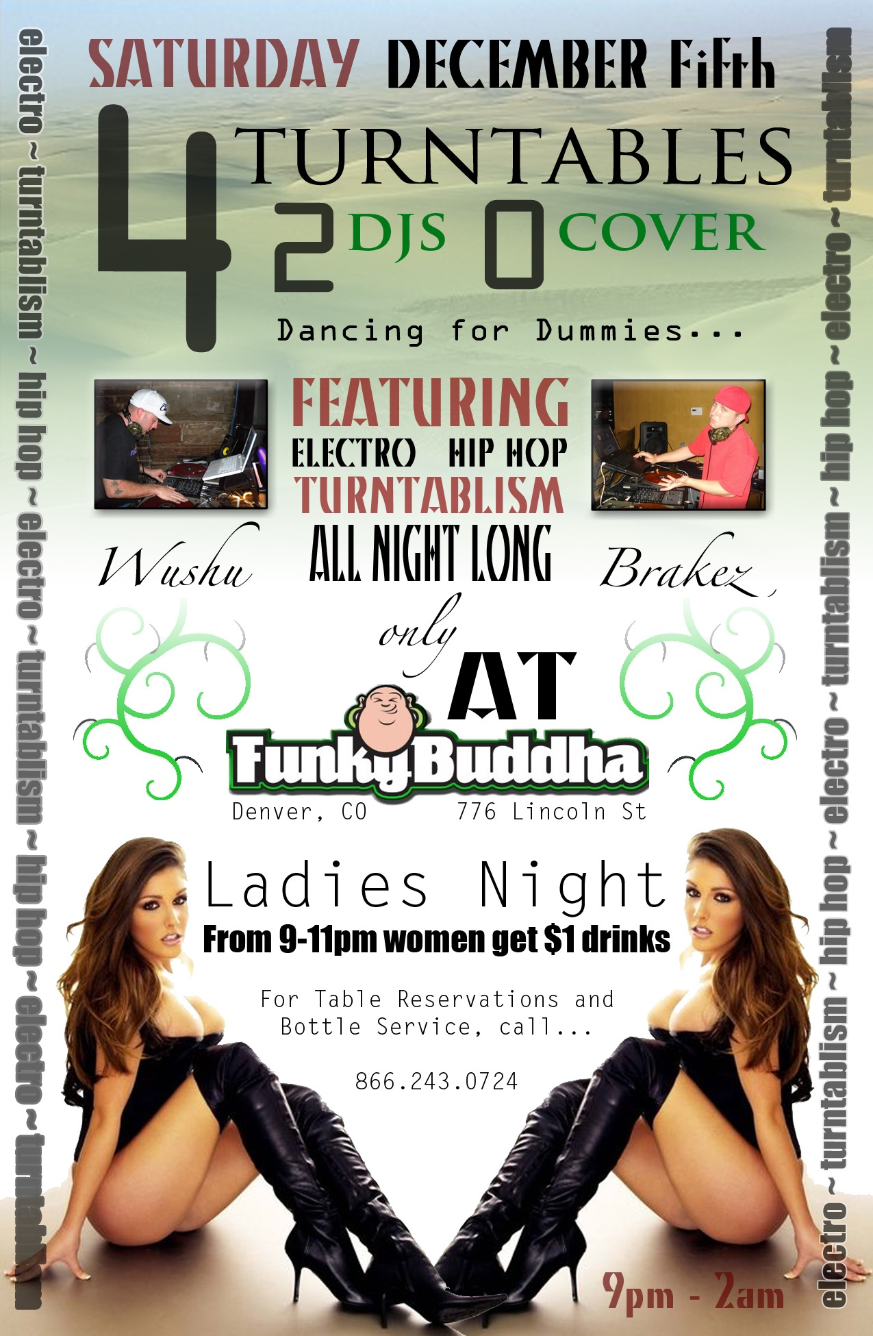 Funky Buddha - Denver, CO
