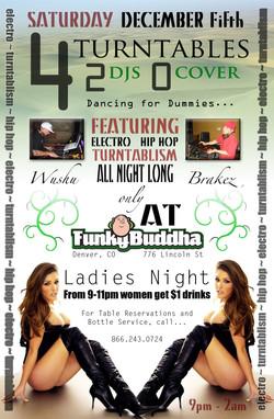 Funky Buddha - Denver, CO