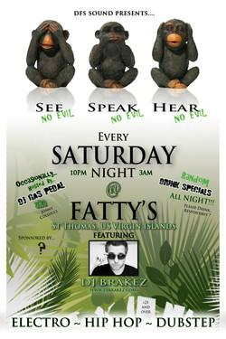 Fatty's - St Thomas, USVI