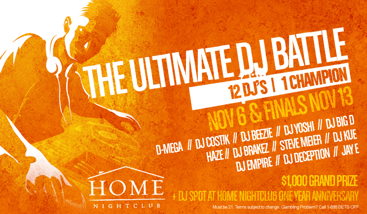 Home Nightclub - St Louis, MO