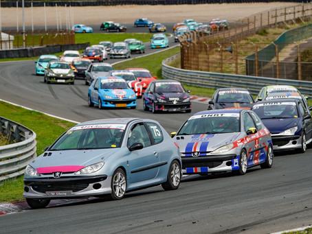 RAEK Racing keert terug in de 206 GTi Cup!