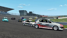 Win een licentie-cursus in een 206 GTi Cup tijdens de winter e-competitie!