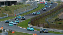 Wisselende omstandigheden zorgen voor spannende strijd op Circuit Zandvoort