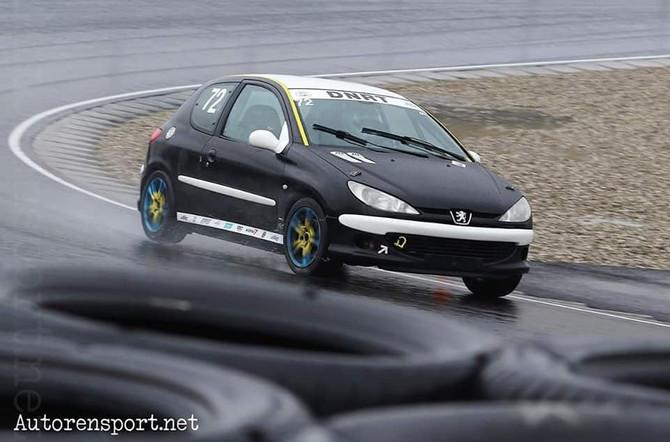 Het laatste 206 GTi Cup nieuws: 9 maart