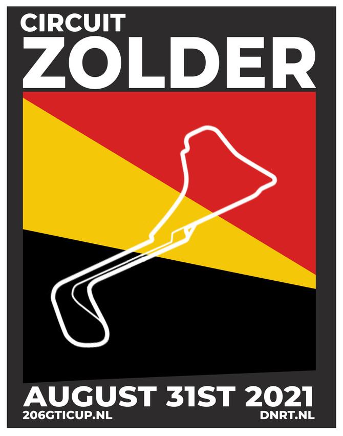 We gaan naar Zolder!