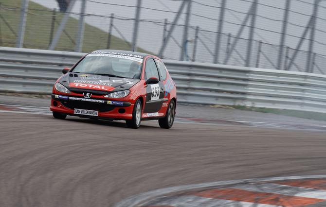 Meer nieuws over de 206 GTi Cup Kit, het reglement en meer