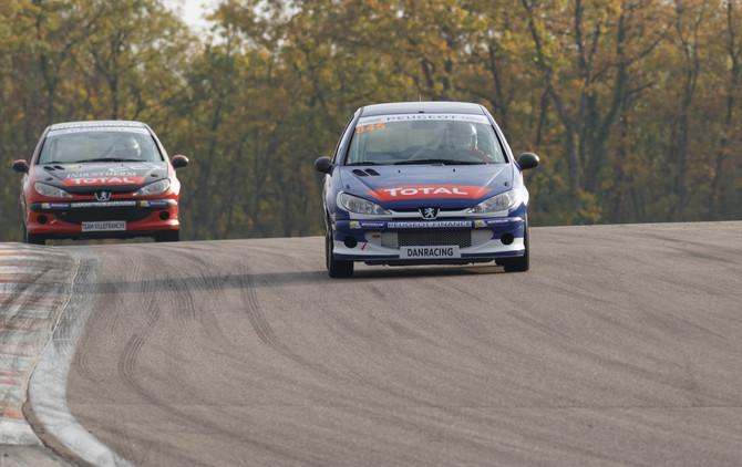 Nieuw bij DNRT: De Peugeot 206 GTi Cup!