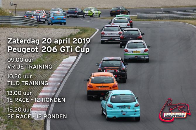 Voorbeschouwing Paasraces 2019
