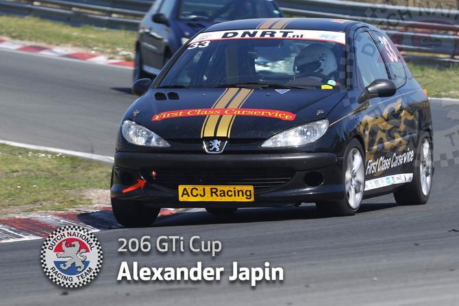 Alexander Japin algemeen kampioen 2019