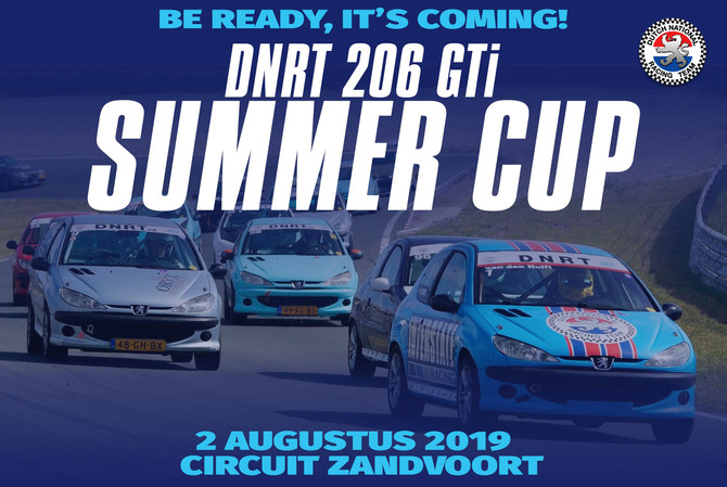 206 GTi Summer Cup 2019!