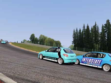 De 206 GTi Cup in een racing game?