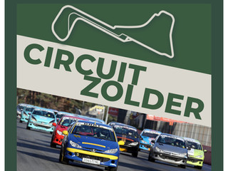 206 GTi Cup Autumn Trophy - Circuit Zolder