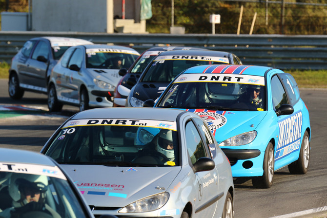 Pasen is voor Peugeots