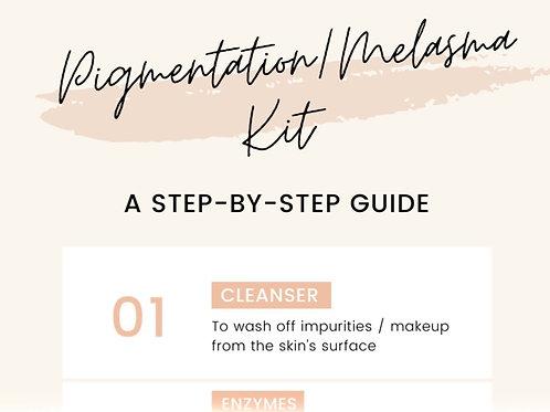 Pigmentation / Melasma Kit