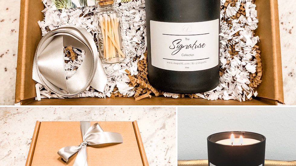 Candle Gift Kit