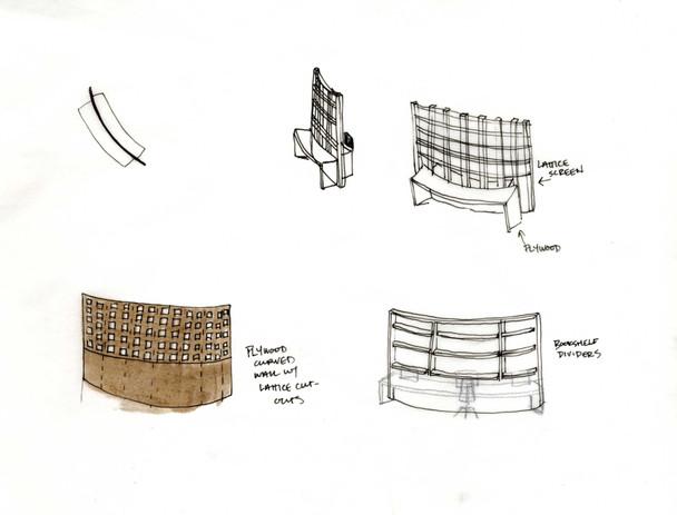 Millwork Sketches