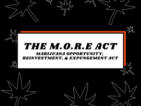 What's The M.O.R.E Act?