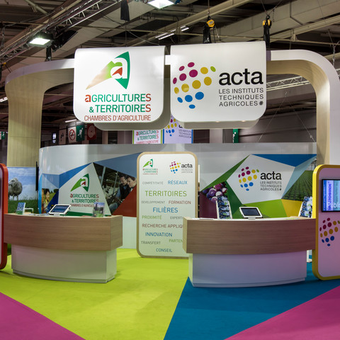 ACTA salon de l'agriculture 2018