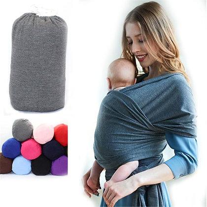 Echarpe ergonômica para bebê 0-18 meses