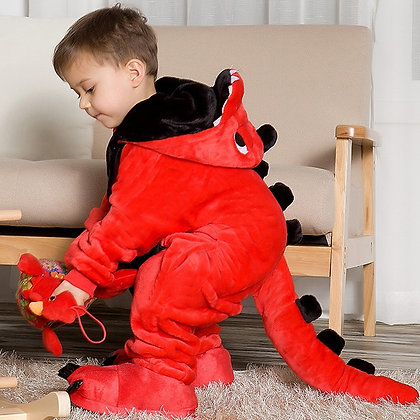 Pijama infantil flanela desenho animado