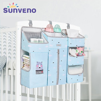 Organizador de berço para bebê
