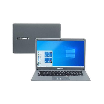 "Notebook Intel Core I3 4GB RAM 120GB Compaq Presario CQ-27 Tela 14,1"" Windows 10"