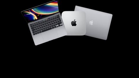 Macbook מחשב נייד
