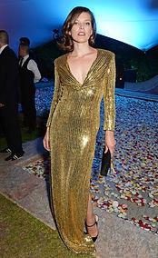 Milla Jovovich Villa St George