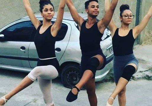 Bailarinos da Cidade de Deus ganham bolsa de dança em Nova York e fazem vaquinha para bancar viagem