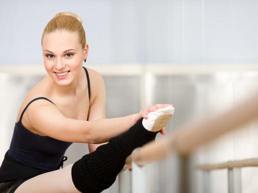 A bailarina que eu sempre quis ser