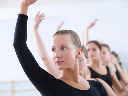 Ballet adulto: sempre é hora de começar