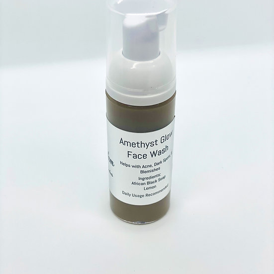 Amethyst Glow Face Wash (Travel Size)