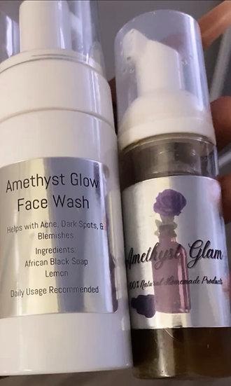 Amethyst Glow Face Wash