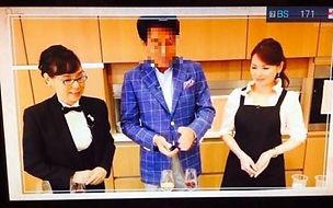 BSジャパン辰巳琢郎の葡萄酒浪漫に出演