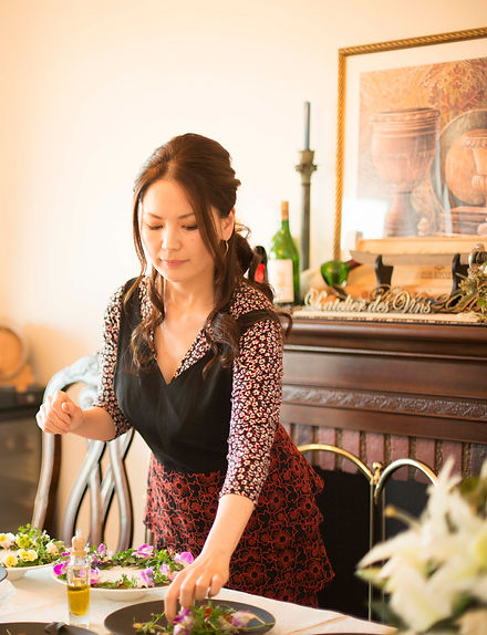 料理研究家カンナ