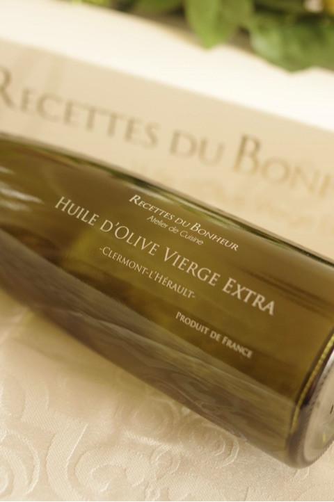 Recettes du Bonheur Olive Oil