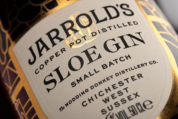 Jarrolds-Sloe-Gin-Label-The-nodding-donk