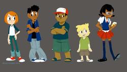 Cast Lineup