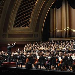 Maestro Kiesler, Hill Auditorium
