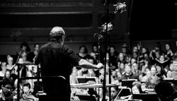 Maestro Kiesler, recording session