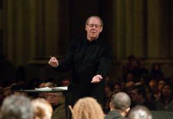 Maestro Kenneth Kiesler