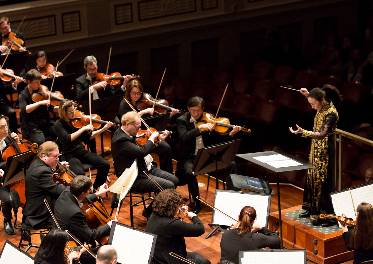 Nashville Symphony Orchestra