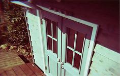 小屋,物置,サーフボード収納,ウッドデッキ,神奈川,湘南,鎌倉
