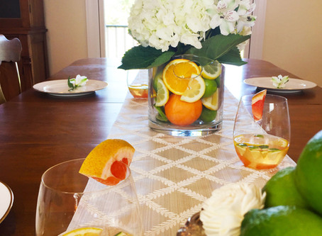 Citrus Experimentation: Part 2