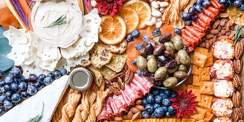 Virtual Cheeseboard Styling Class - October