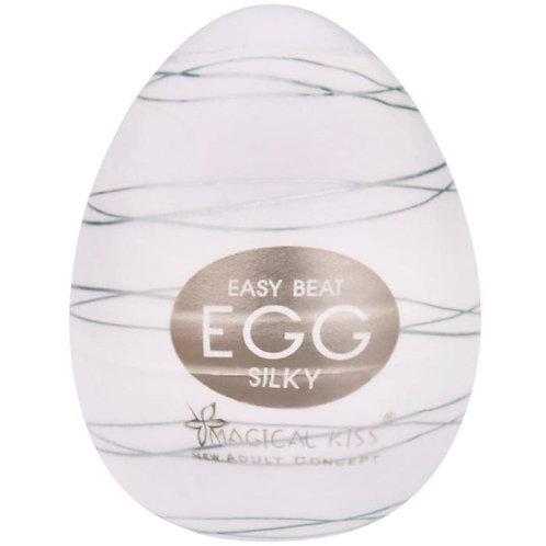 Maturbador masculino Egg SILKY - Magical Kiss