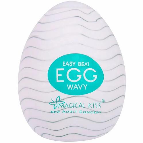 Maturbador masculino Egg WAVY - Magical Kiss